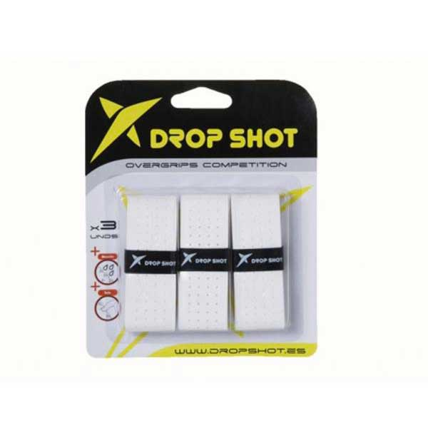Drop Shot Competition Pro 3 Units One Size White