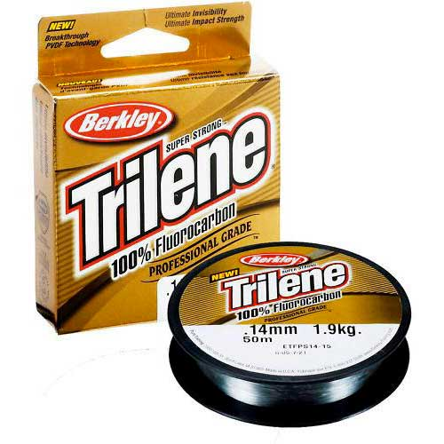 Berkley Trilene Fluorocarbon 50 M 0