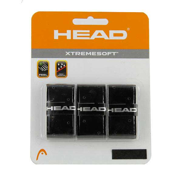 Head Racket Xtreme Soft 3 Units One Size Black