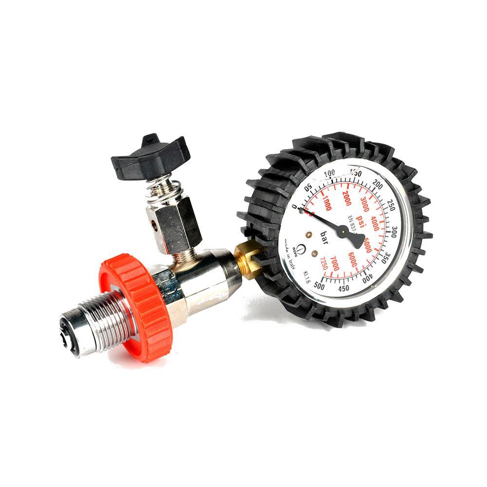 Best Divers Pressure Gauge 300 Bar Manometer/Druckmesser Pressure Gauge