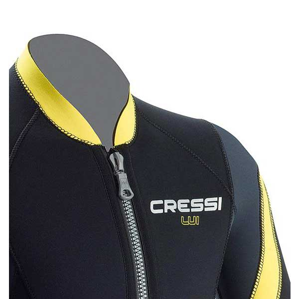 cressi-lui-2-5-mm-mono-xxl-black-grey-yellow