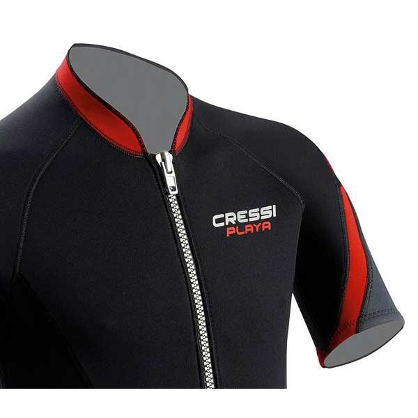 cressi-playa-2-5-mm-xxl-black-grey-red