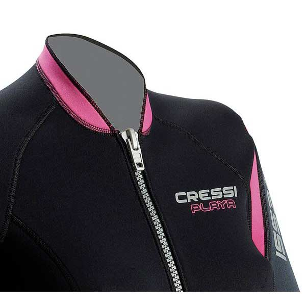 cressi-playa-2-5-mm-s-black-grey-pink