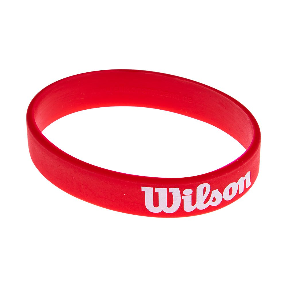 Wilson Logo One Size Red