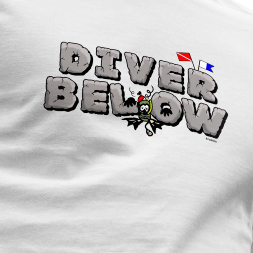 kruskis-diver-below-xxxl-white