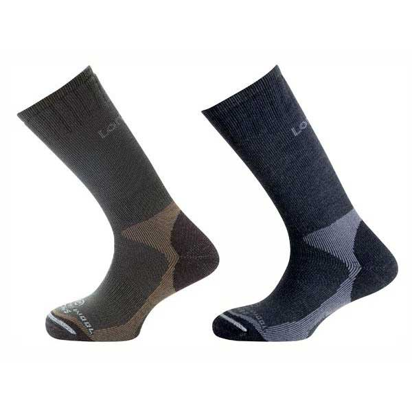 Lorpen Cold Weather Sock System EU 47-50 Conifer