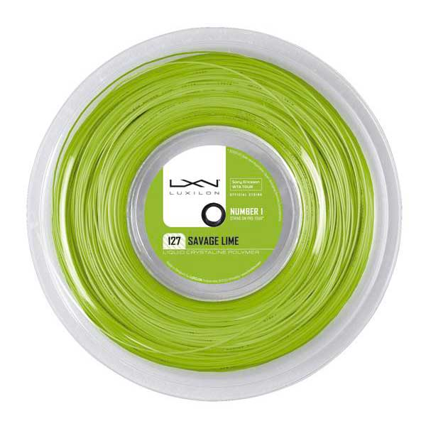 Luxilon Savage 200 M 1.27 mm Lime