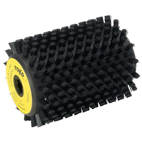 Toko Rotary Brush Nylon Black 100 mm