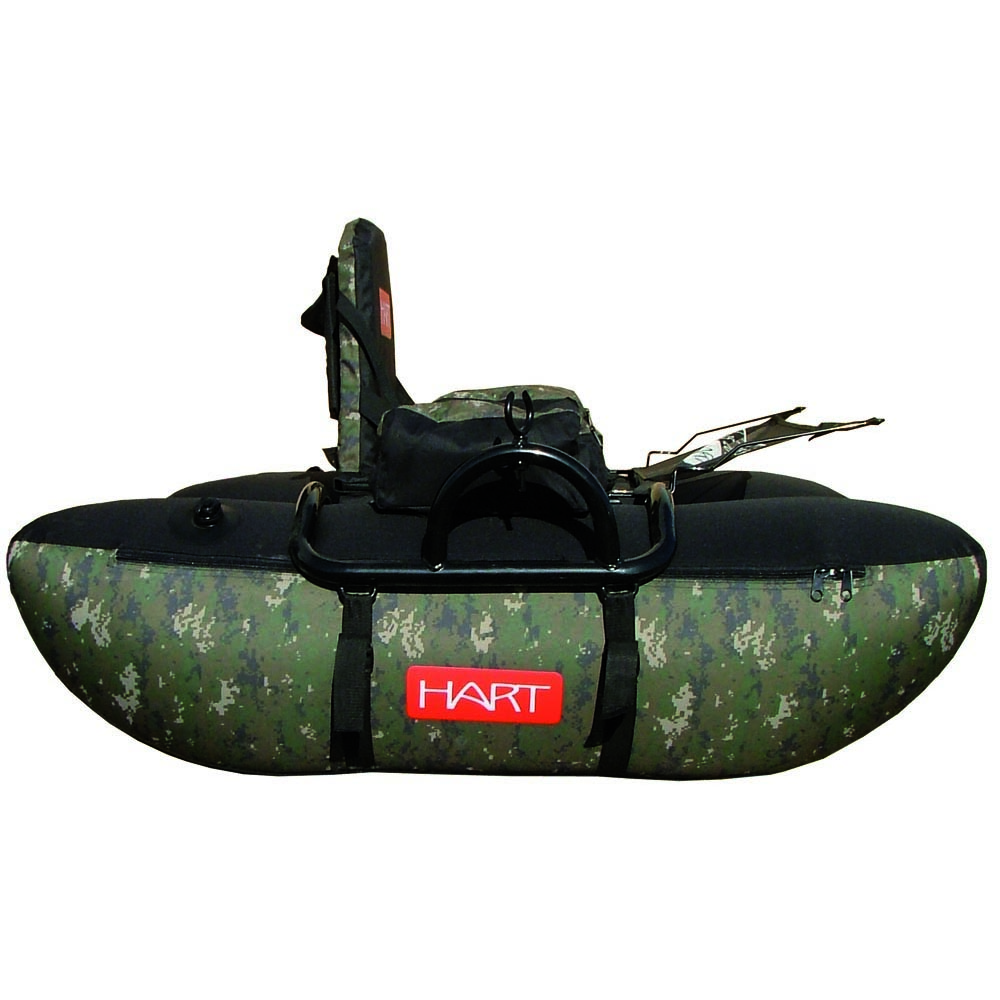 Hart Vi Pontoon Multicolourot , Belly Stiefele und und und Katamarane Hart , angelsport b01138