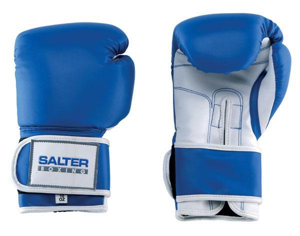 Salter Guantes De Boxeo 10 Oz 10 Oz Blue