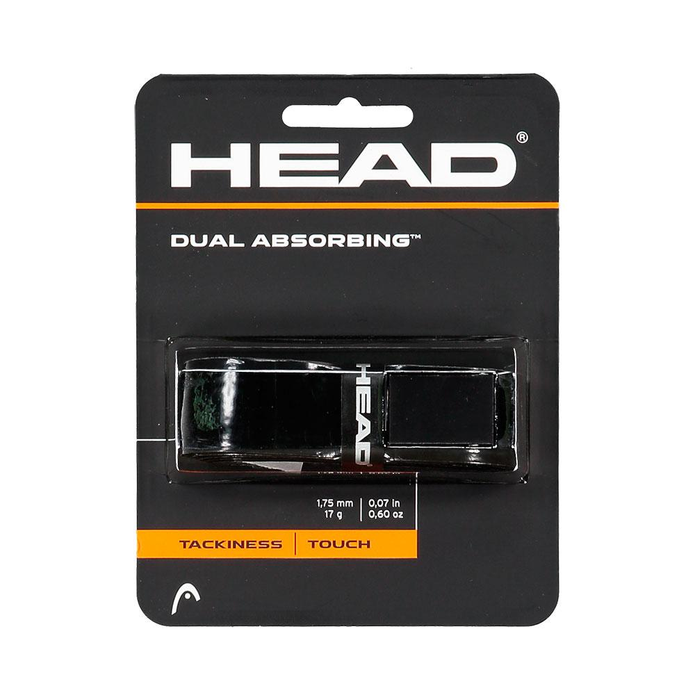 Head Racket Dual Absorbing One Size Black
