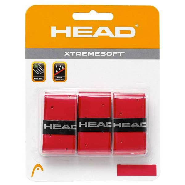 Head Racket Xtreme Soft 3 Units One Size Red