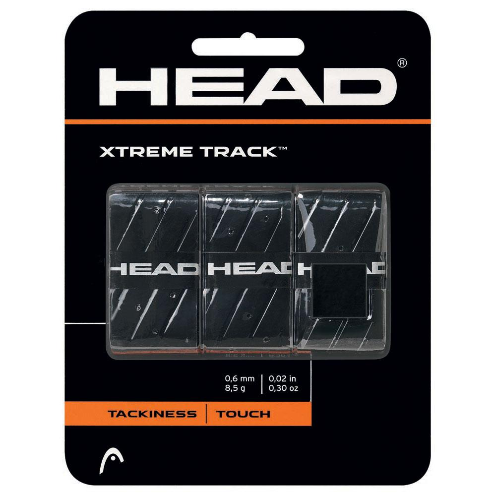 Head Racket Xtreme Track 3 Units One Size Black