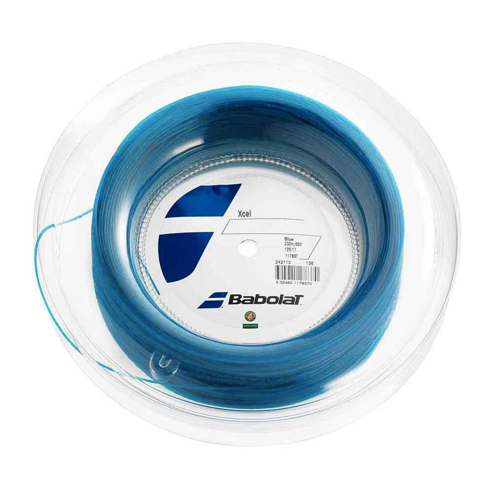 Babolat Xcel 200 M 1.25 mm Blue
