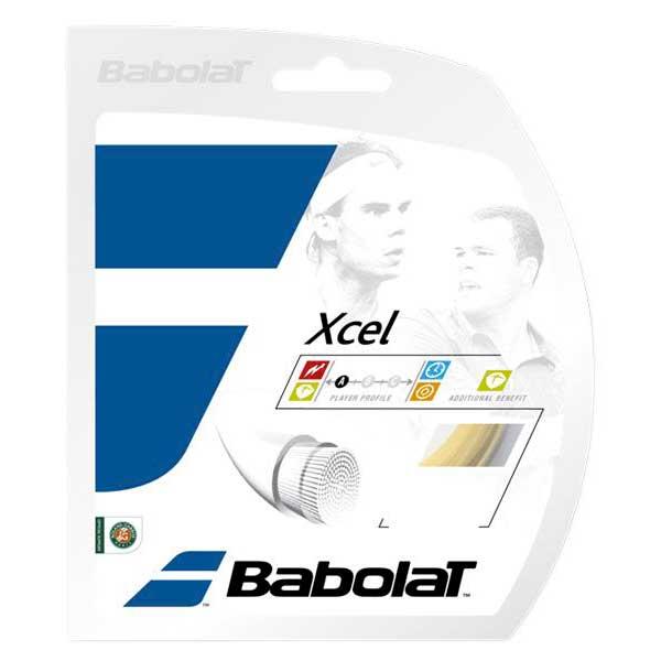 Babolat Xcel 12 M 1.25 mm Blue