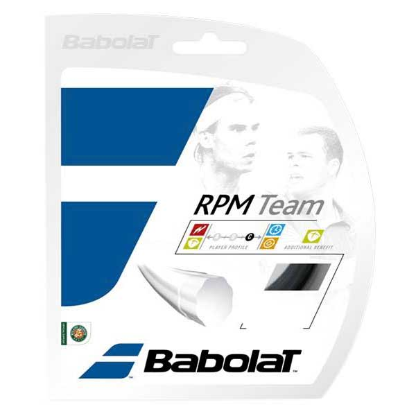 Babolat Rpm Team 12 M 1.25 mm Black