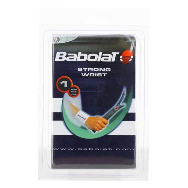 Babolat Strong Wrist One Size White