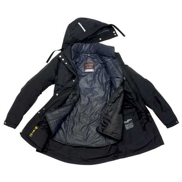 Spidi Combat H2out Lady Jacket nero nero nero , Giacche Spidi , motociclismo 122686