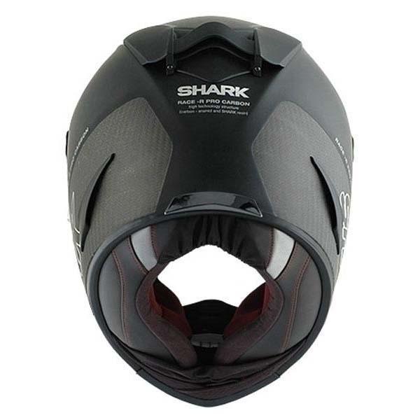 Shark Race R Pro Carbon Blank negro Anthracite / Maroon / Anthracite negro , Cascos Shark , moto 6eebb6