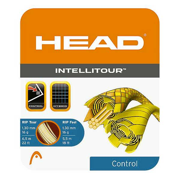 Head Racket Intellitour Hybrid 12 M 1.30 mm / 1.30 mm Natural