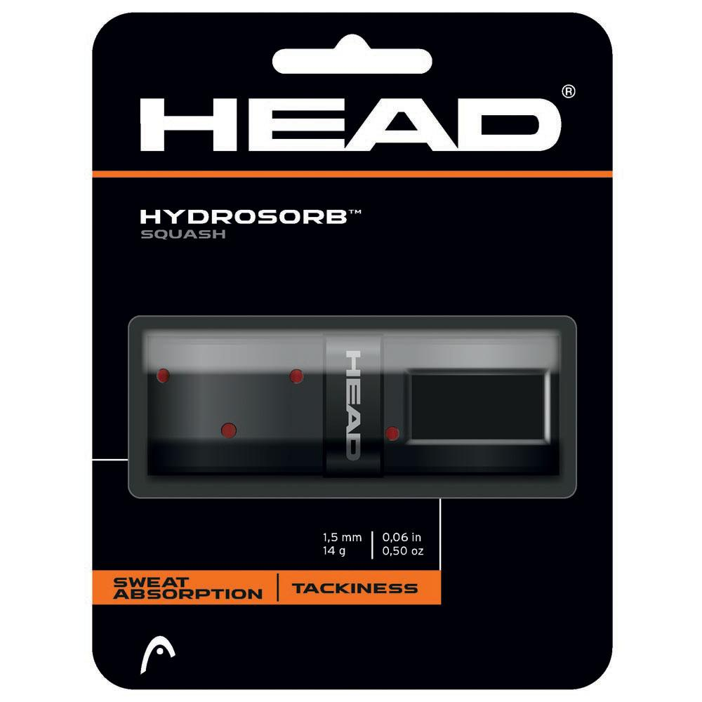 Head Racket Hydrosorb One Size Black / Red