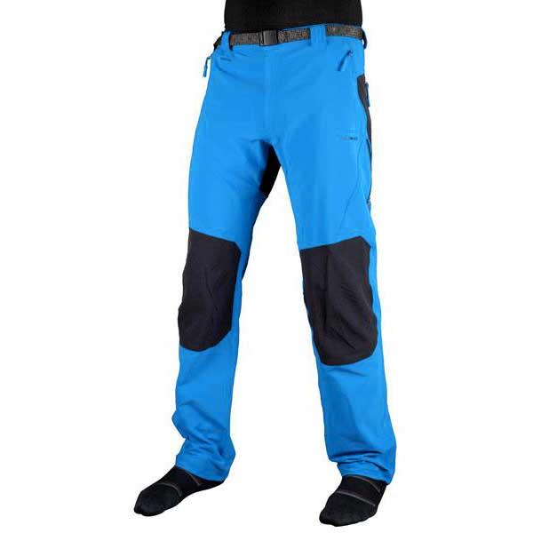 Trangoworld Pantalons Badet XXL Royal Blue / Black