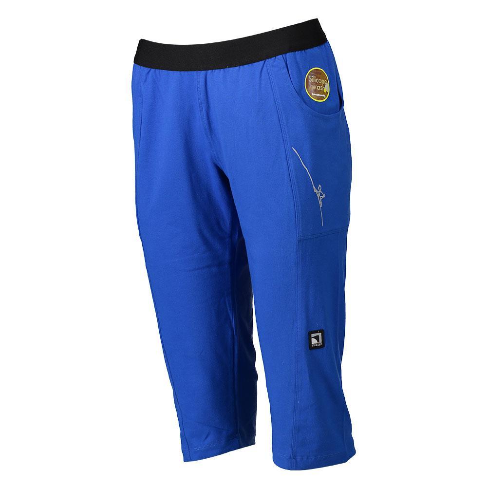 Trangoworld Pantalon 3/4 Siurana Ut Pirate XL Inmpertial Blue