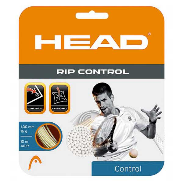 Head Racket Rip Control 12 M 1.30 mm Black