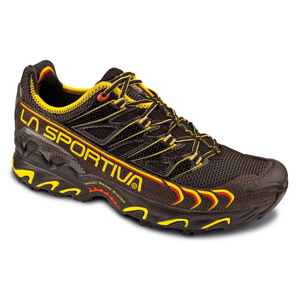 La Sportiva Ultra Raptor EU 40 Black / Yellow