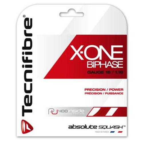 Tecnifibre X One Biphase 10 M 1.18 mm Red