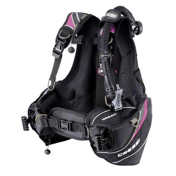 Cressi Travelight 2.0 Damen Tarierjacket Pink Westen Travelight 2.0 Damen Tarierjacket