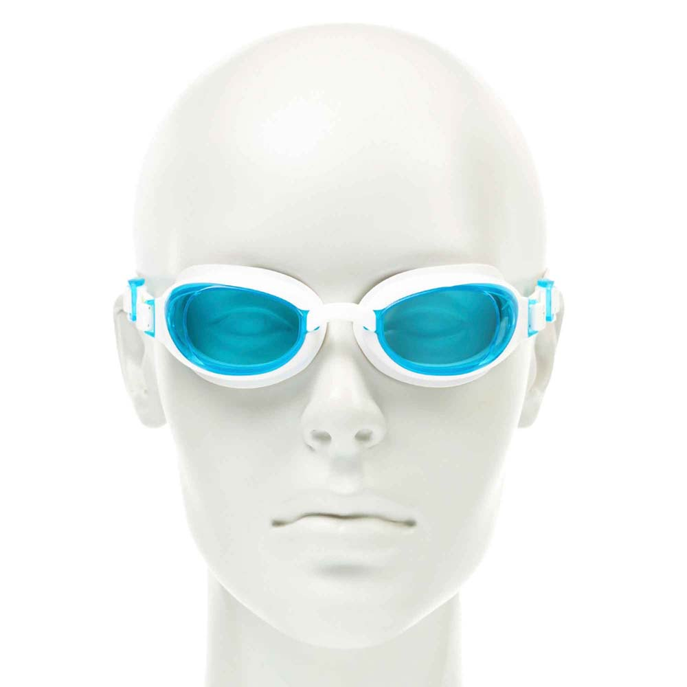 Speedo-Aquapure-Female-Bianco-Blu-T03697-OCCHIALINI-Unisex-Bianco-Blu-Speedo miniatura 5