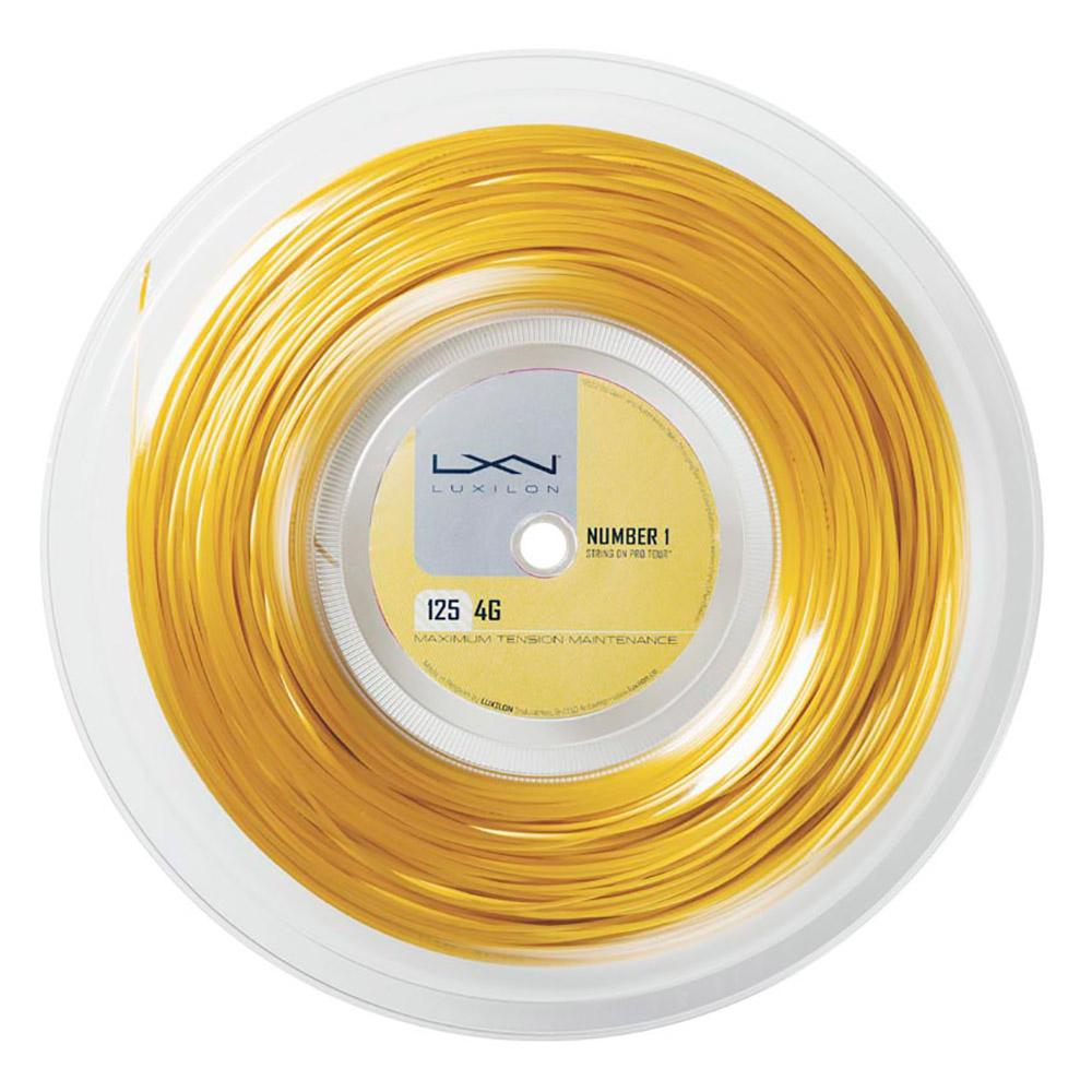 Luxilon 4g 200 M 1.30 mm Gold