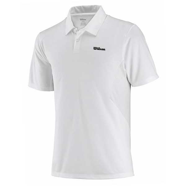 Wilson Great Get Polo XS White