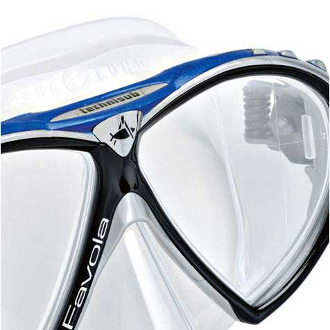 aqualung-favola-one-size-clear-blue