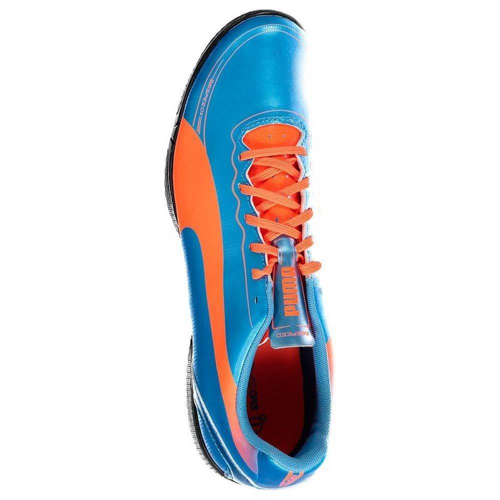 Puma Evospeed 5.2 Tf Sharks Blau Blau Blau   Fluro Peach , Fussball Puma , fussball 97f8c3