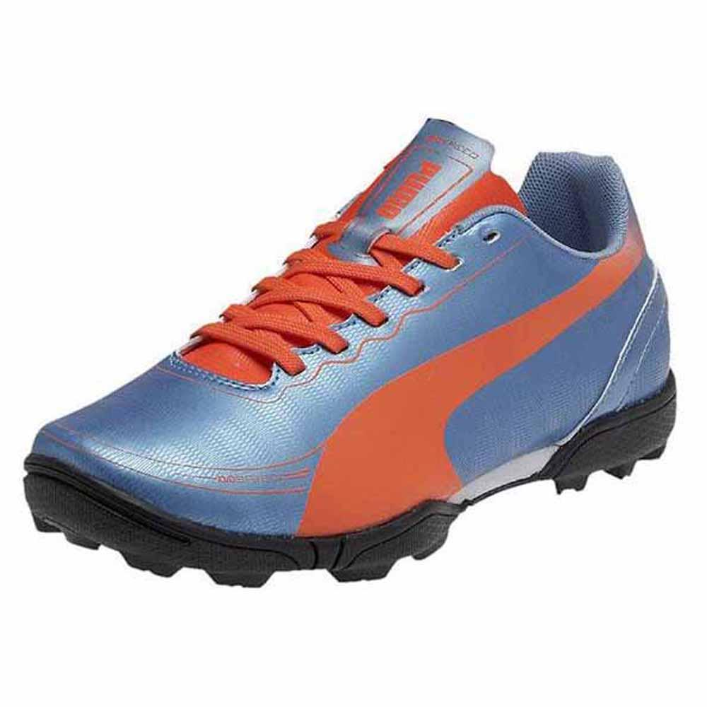 Puma Evospeed 5.2 Tf Junior EU 37 Sharks Blue / Fluro Peach