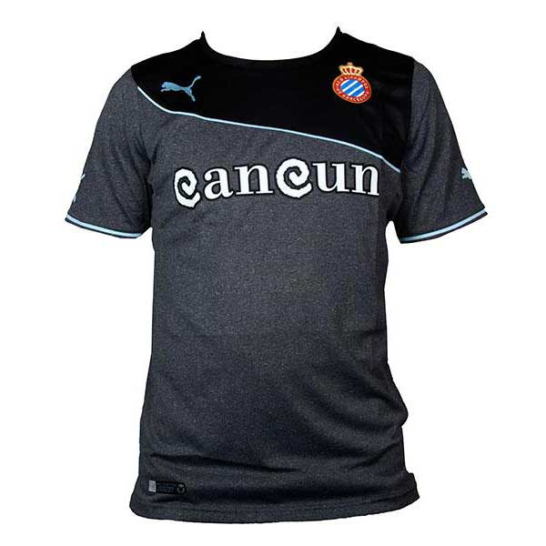 Puma Rcd Espanyol Away 13/14 Junior 140 Black