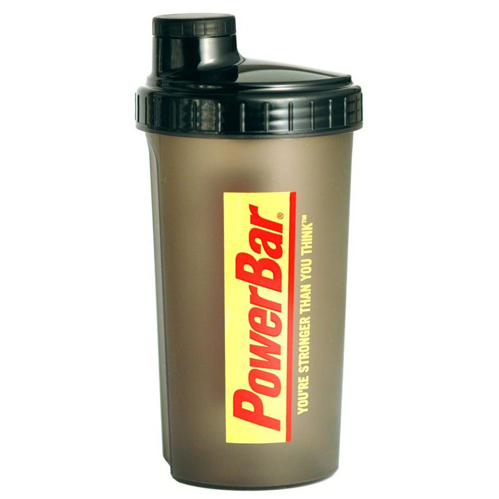 Powerbar Bottle Mix Shaker 700ml One Size Black