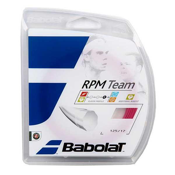 Babolat Rpm Team 12 M 1.25 mm Pink
