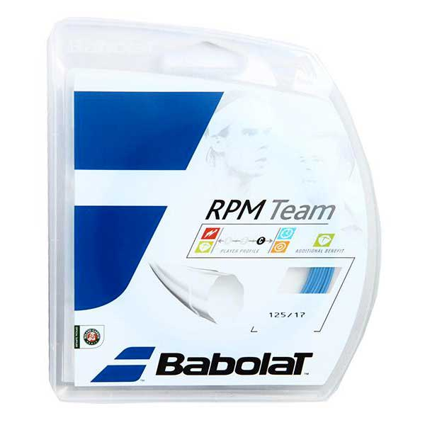 Babolat Rpm Team 12 M 1.25 mm Blue