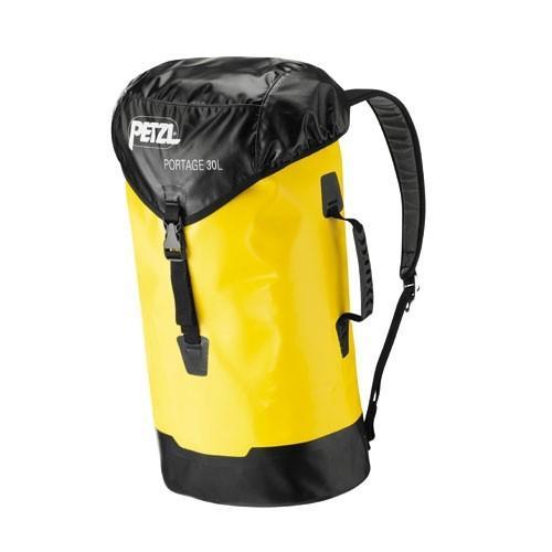 Petzl Portage 30 Liters Yellow / Black