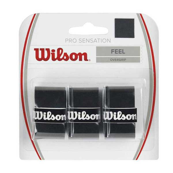 Wilson Pro Sensation 3 Units One Size Black