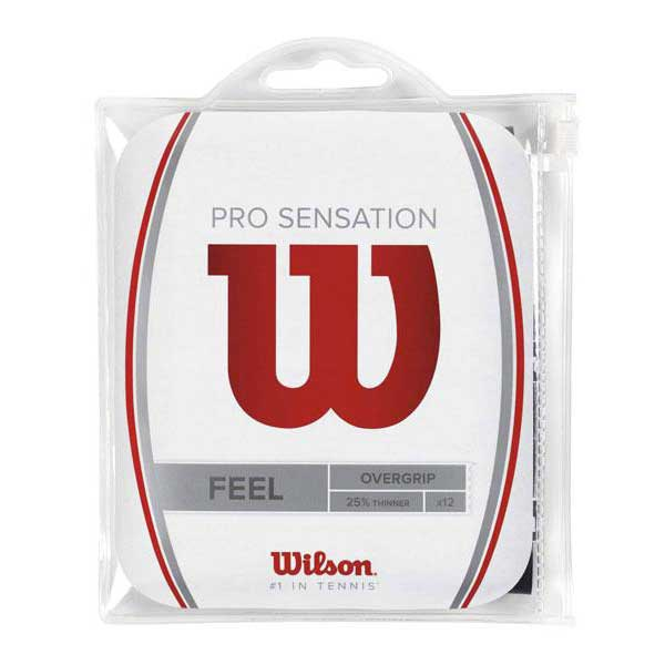 Wilson Pro Sensation 12 Units One Size Black