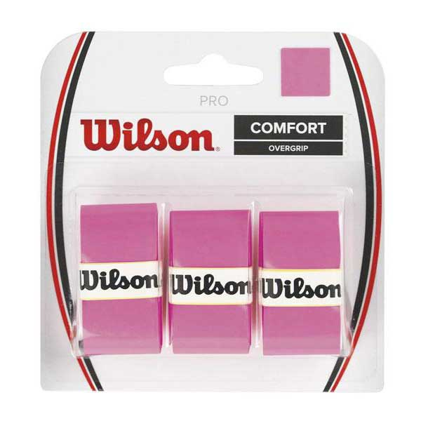 Wilson Pro 3 Units One Size Pink