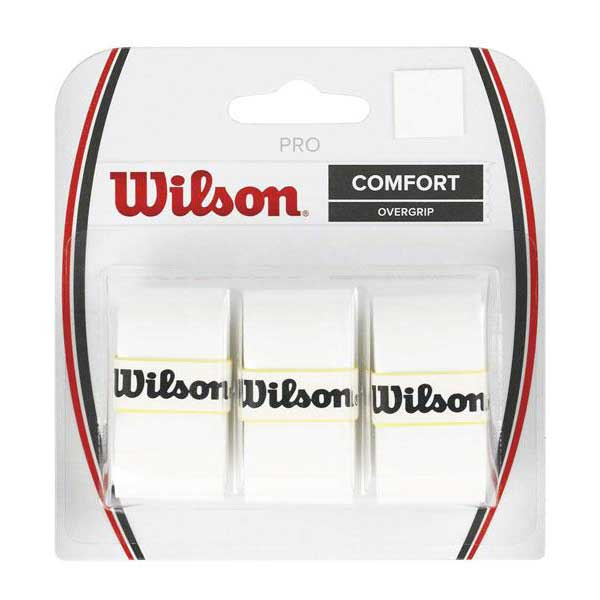 Wilson Pro 3 Units One Size White