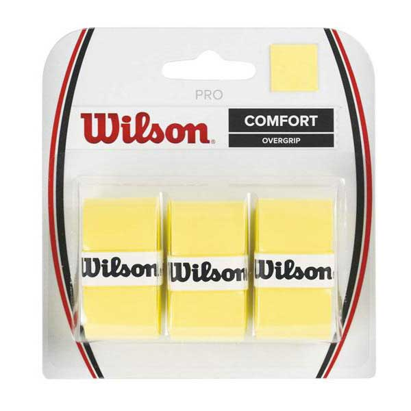 Wilson Pro 3 Units One Size Yellow