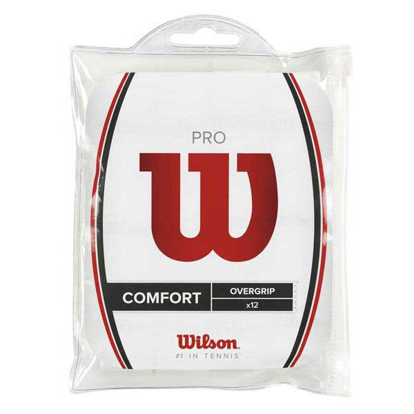 Wilson Pro 12 Units One Size White