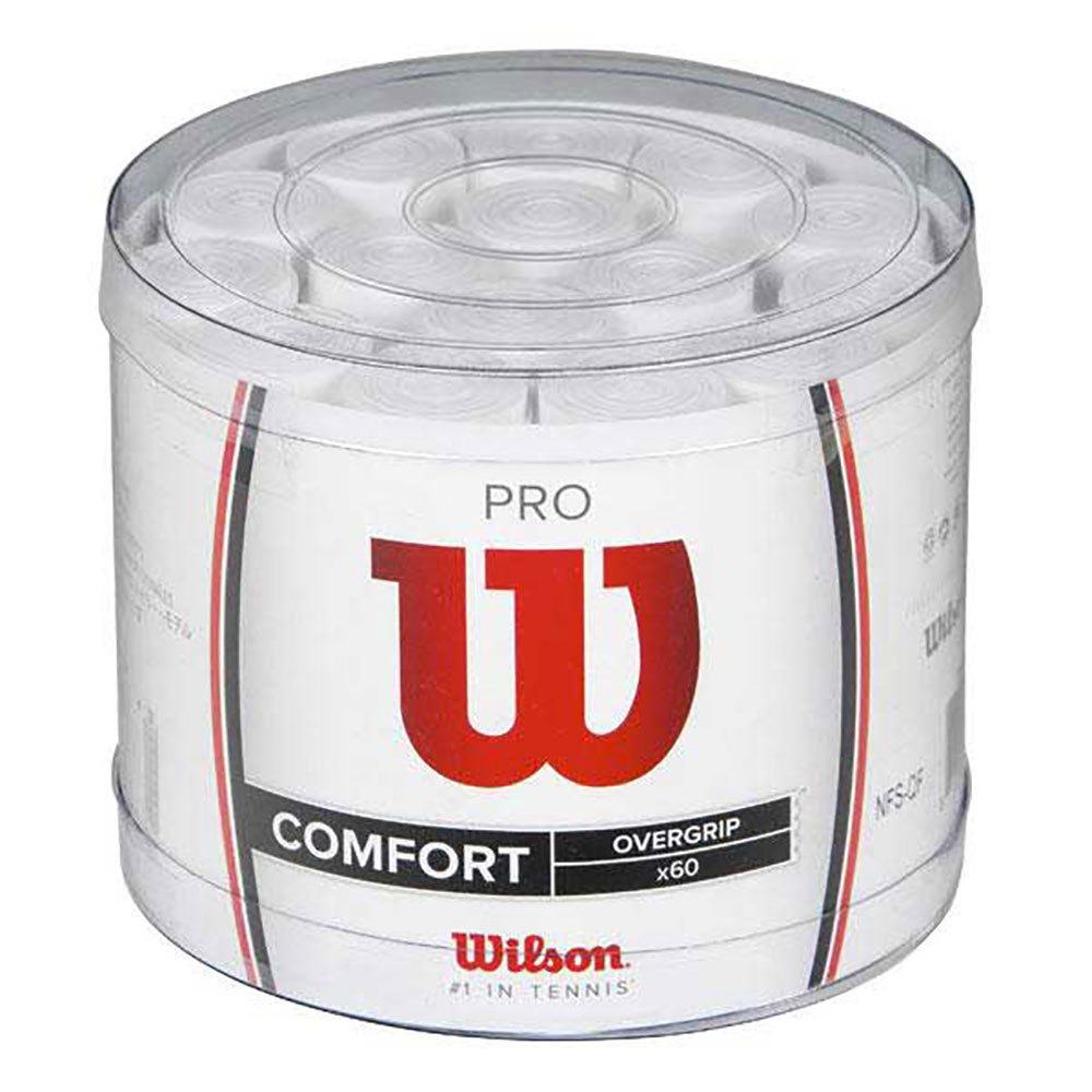 Wilson Pro 60 Units One Size White