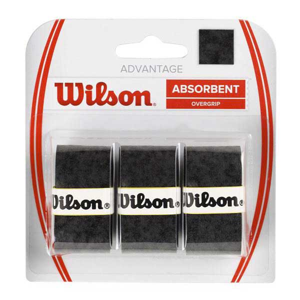 Wilson Advantage 3 Units One Size Black